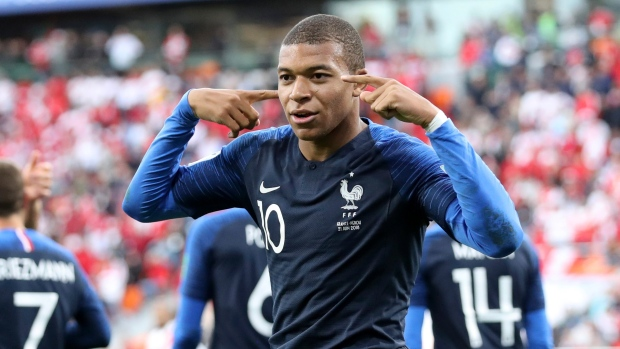 Germany, France clash in Group of Death heavyweight tilt