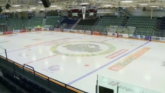 Elgar Petersen Arena in Humboldt