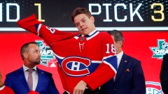 Montreal Canadiens pick forward Jesperi Kotkaniemi third overall at NHL draft Article Image 0