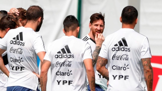 Argentina will finally get World Cup campaign going against Nigeria-Sampaoli