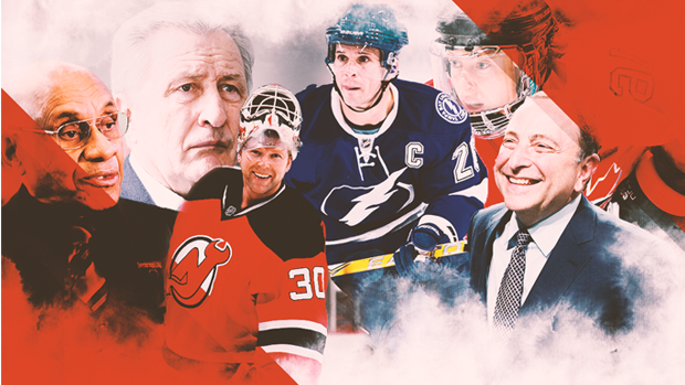 Hockey Hall of Fame Class of 2018