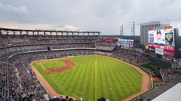 Man Found Dead in Walk-In Freezer at SunTrust Park