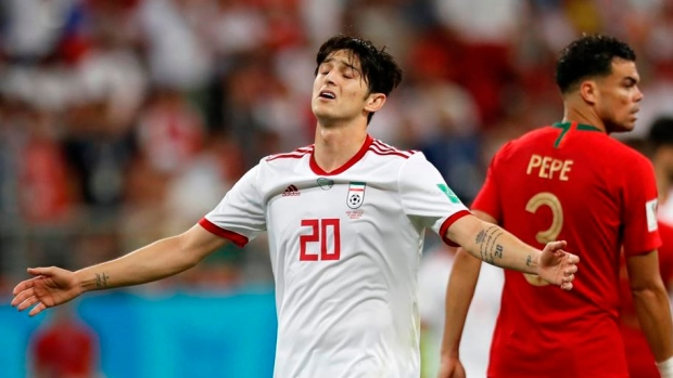 dd4815065 Iran striker retires at 23 after online insults - TSN.ca