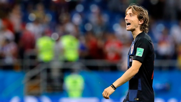 Out Of Adversity Modric And Croatia To Play For World Cup Tsn Ca