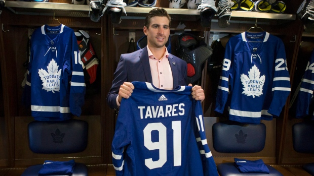 Tavares  path to free agency uncommon for NHL - TSN.ca eea28c58c
