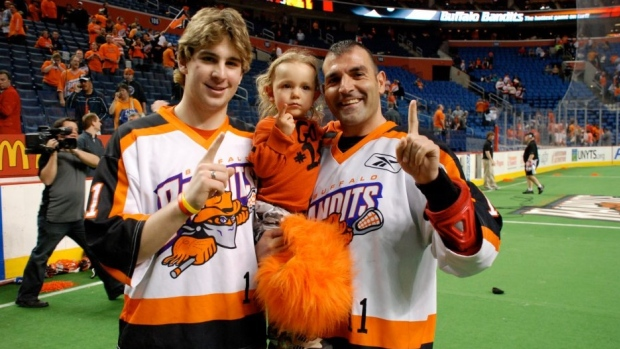 Q and A with the hockey John Tavares and the lacrosse John