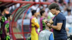 Coach Loew: Germany lacking greed, passion at WC in Russia