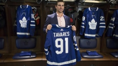 Lacrosse great John Tavares pleased to have his nephew join Toronto Maple Leafs Article Image 0