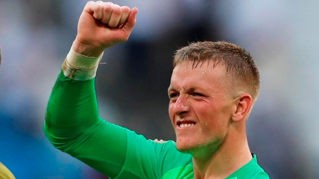 Everton investigate alleged Pickford incident