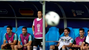 Ozil's angry Germany departure draws mixed response at home