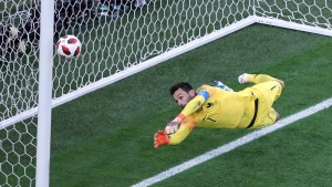 World Cup winner Lloris charged with drunken driving