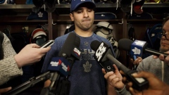 Leafs' centre Kadri fine with potential demotion following addition of Tavares Article Image 0