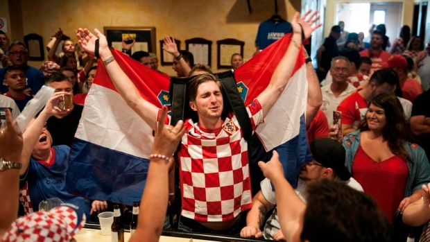 Croatia gears up to give heroes' welcome to World Cup team Article Image 0