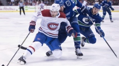 New contract and wedding mark a big week for Canadiens  centre Danault Article Image 0