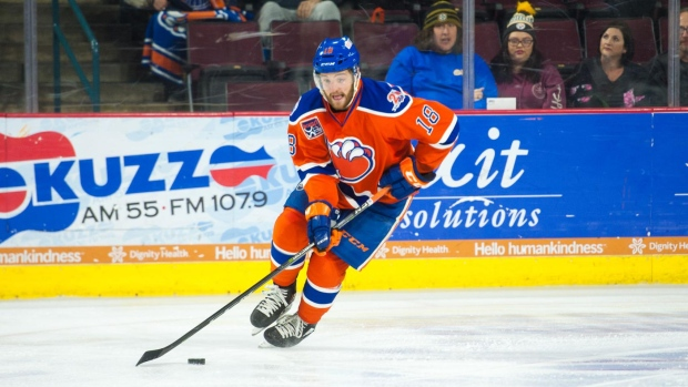 Oilers Sign Forward Currie To Two Year Deal Tsn Ca