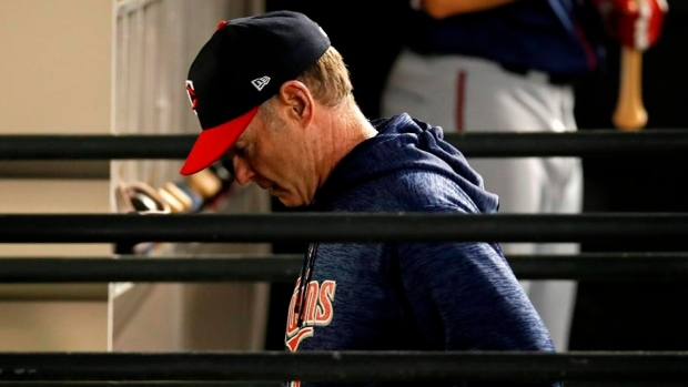 Twins parting ways with manager Paul Molitor