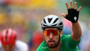 Sagan takes stage 13 at the Tour de France