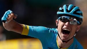 Nielsen wins Stage 15 of Tour de France