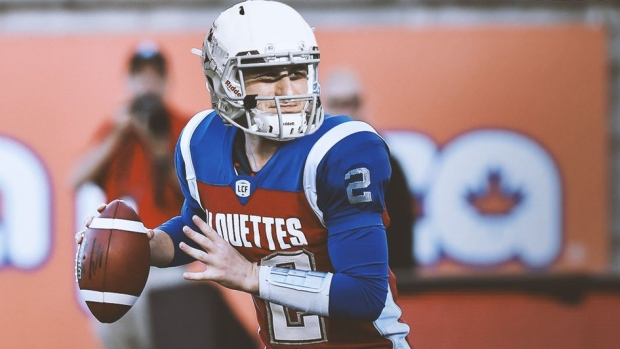 Als Acquire QB Manziel From Ticats