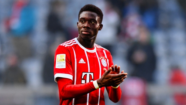 the latest bd70f 026c8 Bayern Munich complete deal with Whitecaps for Davies - TSN.ca