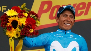 Quintana wins stage 17 of Tour de France; Froome 8th