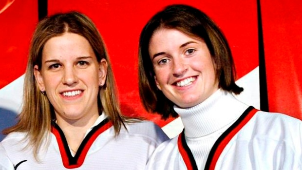 Five Questions With Canadian Women's Hockey Team GM Kingsbury