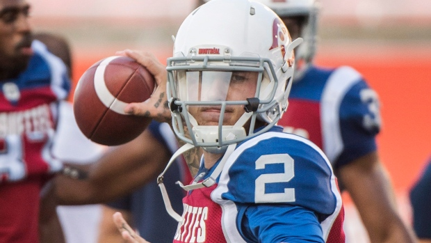 A look at Manziel s journey to his first CFL start - TSN.ca 018c00c79