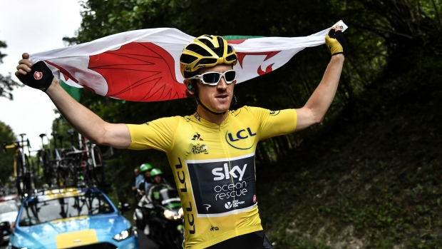 Tour de France victor  Geraint Thomas' future unclear