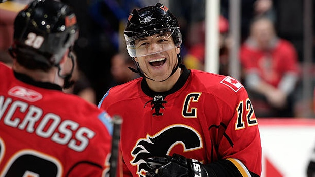 99f6a0122 Iginla revels in storied career