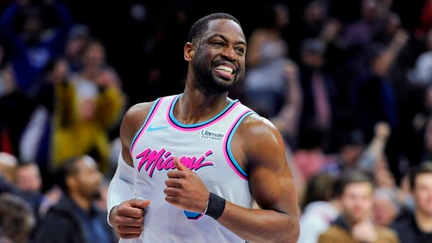 Wade will only return to Heat