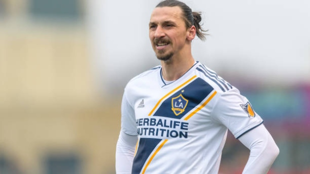 Ibrahimovic announces his future in typical Zlatan style