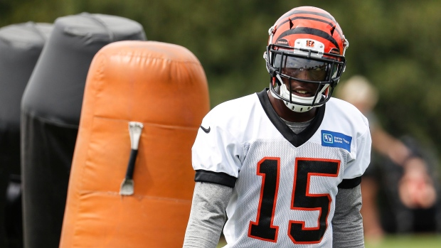 2a53b310a870 Bengals WR Ross healthy, looking for 2nd chance - TSN.ca