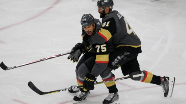 best service b7263 7a2e7 Reaves: Golden Knights plan to 'finish the job' this season ...