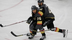 Reaves, Bellemare celebrate