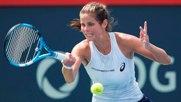 Julia Goerges into final at Luxembourg Open