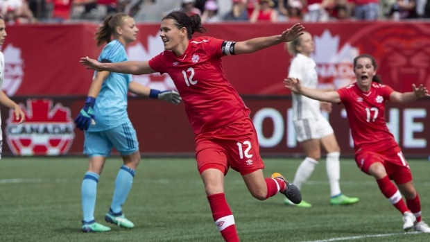 Canadian women to play in Spain and Portugal to prep for World Cup