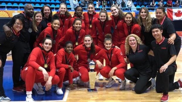Canada takes silver at FIBA U18 Women s Americas Championship - TSN.ca f6065d3fc2991