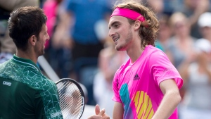 Djokovic meets Tsitsipas in Old vs New final at French Open