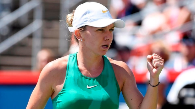 Halep, Stephens into Montreal final