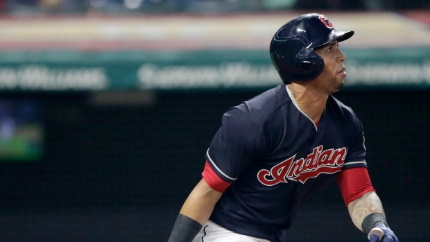 Indians OF Leonys Martin dealing with life-threatening bacterial infection