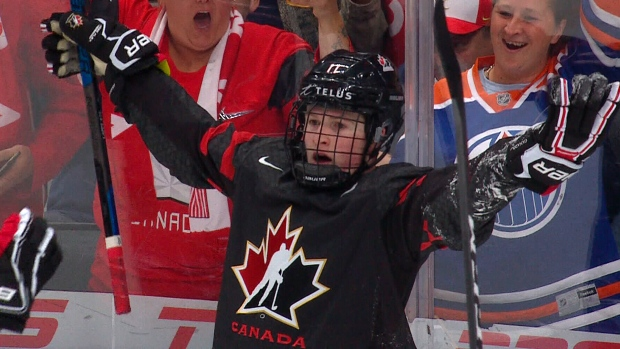 Hockey Canada Announces Wjc Selection Camp Roster Tsn Ca