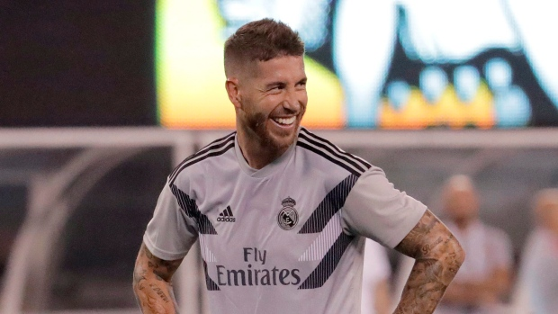 Real Madrid defend Ramos over doping accusations