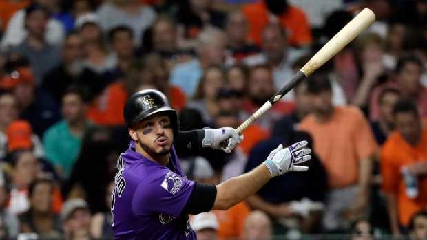 Nolan Arenado, Rockies make a deal for $26 million
