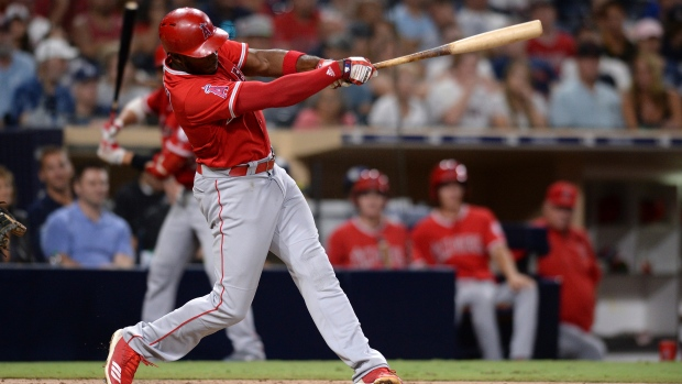 Angels put Upton on DL, expect Trout back by end of week