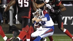 Montreal Alouettes place quarterback Johnny Manziel under concussion protocol Article Image 0