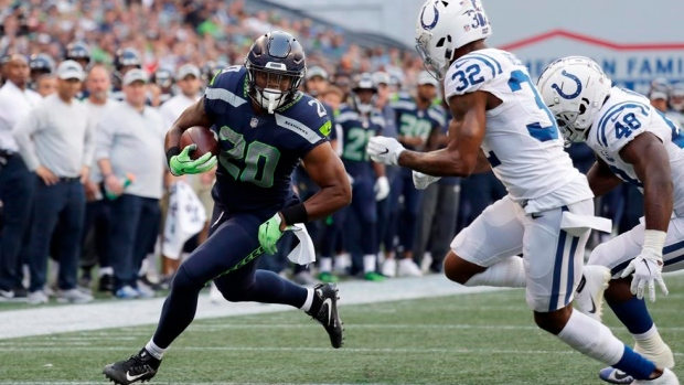 Seahawks running back Penny has surgery on broken finger Article Image 0