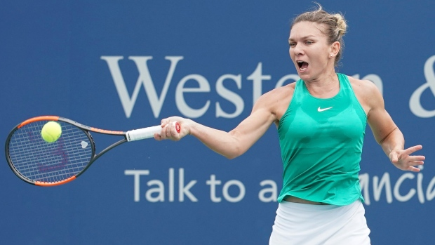 Cincinnati Open: Incredible Bertens comeback stuns Halep in thrilling decider