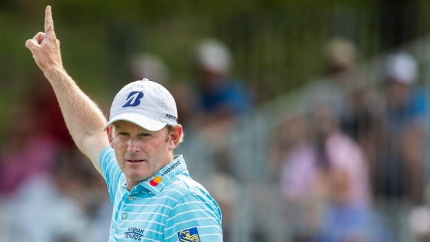 Snedeker heads packed leaderboard after three rounds at Wyndham
