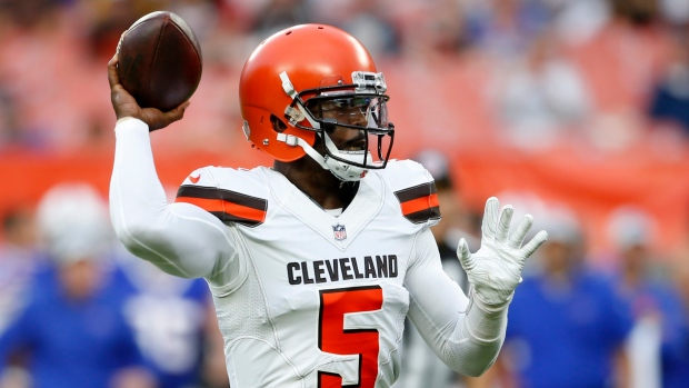 Browns attract big numbers in Vegas - TSN ca