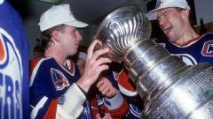 Marc Lamb and Mark Messier